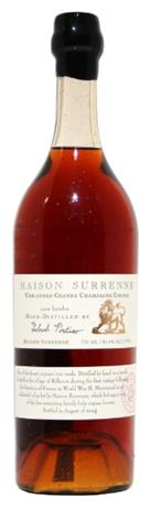 Maison Surrenne Cognac Unblended 1946